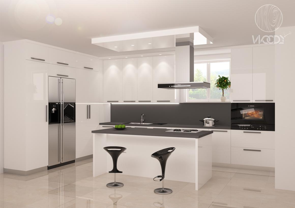 Cucine moderne su misura | Woody Design
