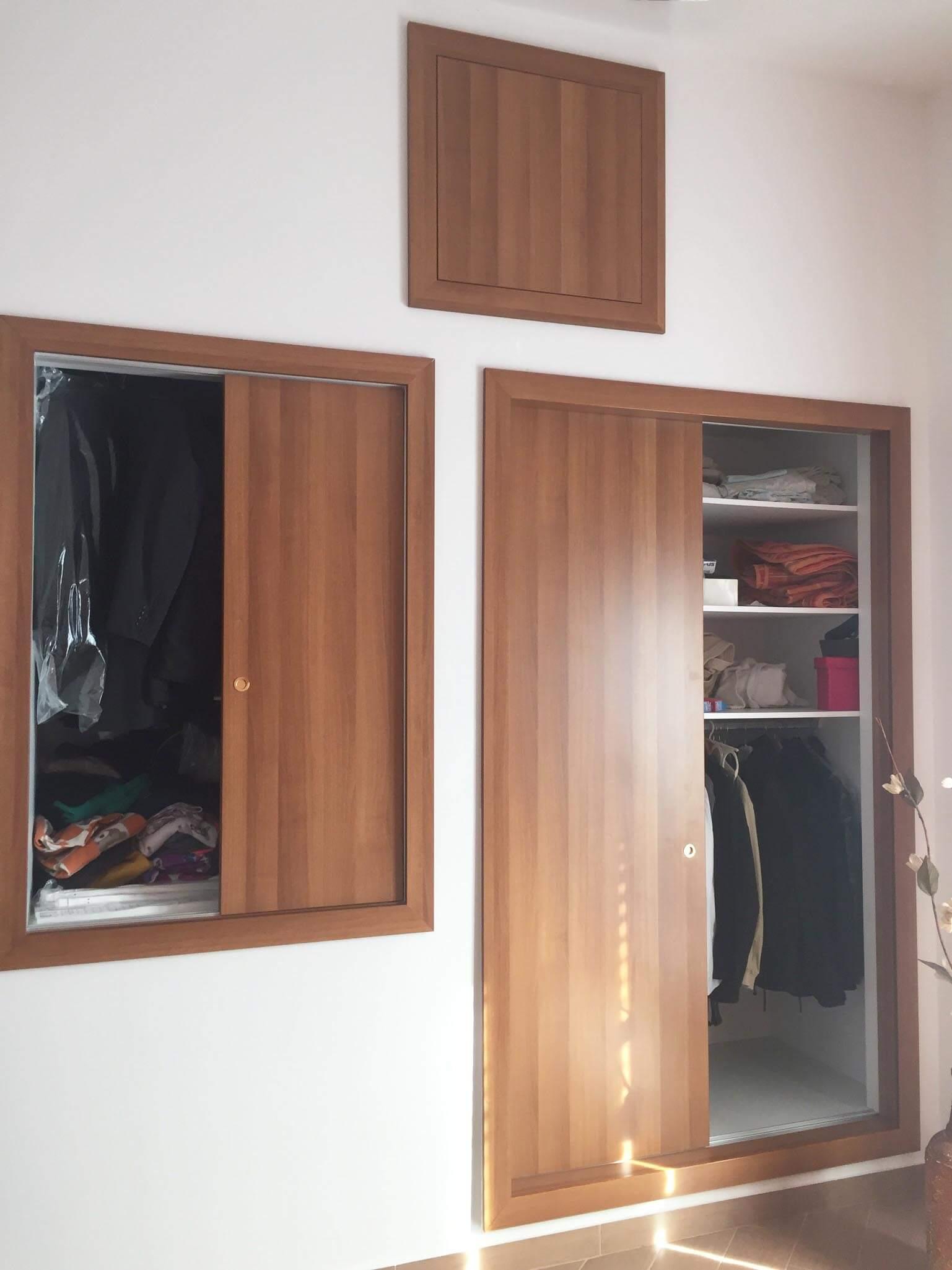 Ante In Legno Su Misura.Sportelli In Legno Ante E Cassetti Su Misura Woody Design