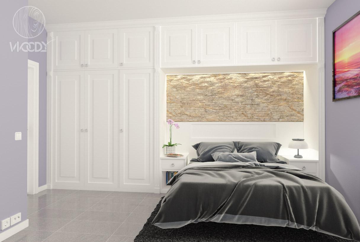Camere da letto su misura | Woody Design